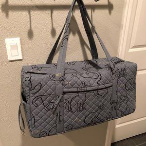 Custom Made Oversize Duffel Bag